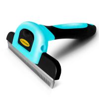 DakPets FURblaster - Cepillo de aseo para mascotas pequeñas