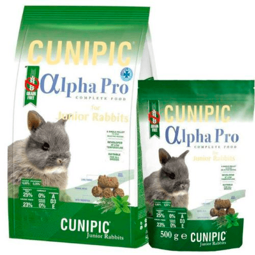 Cunipic Alpha Pro Conejo Junior 2 kg